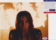 CHLOE MORETZ SIGNED AUTOGRAPH STEPHEN KING'S CARRIE 8X10 PHOTO PSA/DNA COA #1