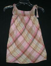 Girls Mossimo Supply Co Multicolored Sleeveless Dress XS B:26 W:34 H:35 L:24.5