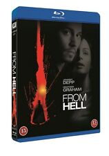 From Hell (Region B)  Blu Ray