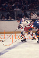 1974 Pete Stemkowski NEW YORK RANGERS - 35mm Hockey Slide
