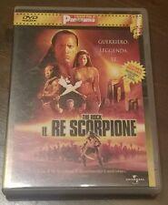 """DVD """" IL RE SCORPIONE THE ROCK """" Panorama"""