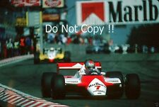 John Watson McLaren MP4B Winner Belgian Grand Prix 1982 Photograph