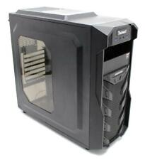 Enermax Thorex ATX PC-Gehäuse MidiTower USB 3.0 Seitenfenster schwarz   #312278