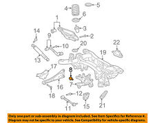 TOYOTA OEM Rear Suspension-Knuckle Bolt 90119A0350