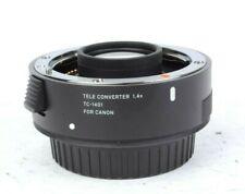 Sigma TC-1401 1.4x Teleconverter for Canon EF #J78908