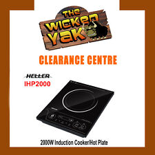 HELLER IHP2000 Single Induction Cooker/Hot Plate+LED Display 2000W FREE SHIPPING