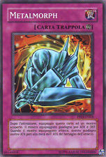 YU GI OH - METALMORPH - PP01-IT014 - SUPER RARA UNLIMITED - NUOVA