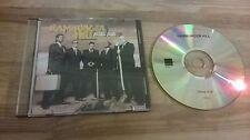 CD HipHop Hamburger Hill-tutto da (16) canzone PROMO WEA Records SC
