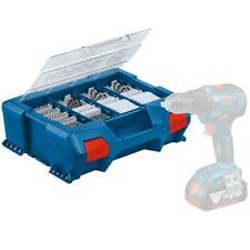 Bosch Koffer L-Case Pick&Click Werkzeug Bit-Set Bits Zubehör Akku-Bohrschrauber