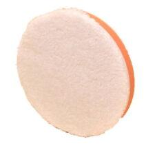 "UK Seller 5/"" 130mm Fast Fix Microfibre Cushioned Polishing // Finishing Pad"