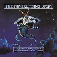 NeverEnding Story - Original Soundtrack - Giorgio Moroder / Klaus Doldi (NEW CD)