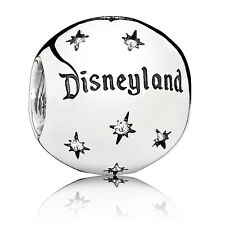 New Pandora Bead Charm Disneyland Resort Disney Exclusive Disneyland Resort