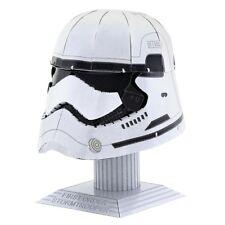 Fascinations Metal Earth Star Wars First Order Stormtrooper Helmet 3D Model Kit