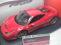 1:18 MODIFIED Ferrari 458 Speciale -  Bburago  - 3L 050