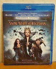 Snow White Huntsman Blu-ray Disc Movie , 2016, Includes Digital Copy UltraViolet