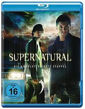 SUPERNATURAL, Staffel 1 (4 Blu-ray Discs) NEU+OVP