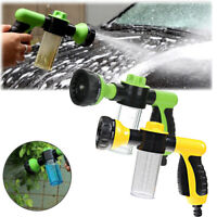Car Foam Water Gun Spray for Auto Home Cleaning Garden Watering Multi-function