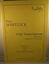 Percy Whitlock Four Transcriptions for organ