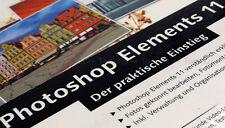 Photoshop Elements 11 Der praktische Einstieg Galileo Design, Robert Klaßen *NEU