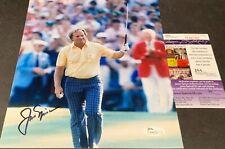 Jack Nicklaus PGA LEGEND Autographed Signed 8x10 JSA COA