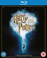 Harry Potter Colección Completa (8 Película) Set Blu-Ray Nuevo (1000596921