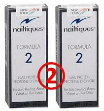 nailtiques FORMULA 2 (2 pack) nail protein treatment (0.5 oz/ ea)
