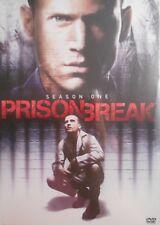 Prison Break Season 1 DVD 6-Disc Set NEW SEALED 2006 Sarah Wayne Callies One