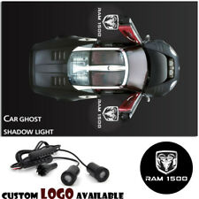 Led Car Door Projector Courtesy Laser Ghost Shadow Step Light For Dodge Ram 1500