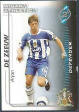 SHOOT OUT 2005-2006-WIGAN ATHLETIC-ARJAN DE ZEEUW