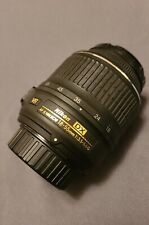 Nikon AF-S DX NIKKOR 18-55mm f/3.5-5.6G VR Camera Lense