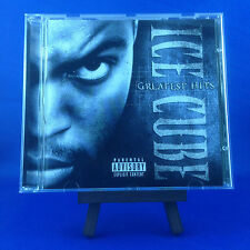 ICE CUBE: Greatest Hits (NEW EXTREMELY RARE 2001 EUROPEAN IST PRESSING)