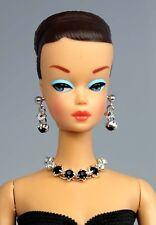 Barbie Doll Repro Vintage FR Handmade Necklace Earrings Jewelry Set NE1784