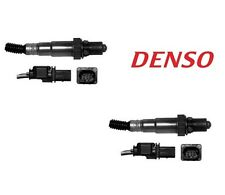 For BMW 325Ci 525i 530i 525i Pair Set of 2 Front Upstream Oxygen Sensors Denso