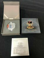 NIUE ISLAND $2 2013 Mysteries of History, HOLY GRAIL 2 oz Silver Coin