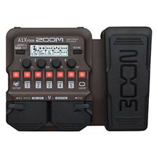 Zoom Multi Effektor Multi-Effekte Prozessor A1X Vier Audio Equipment Akustische