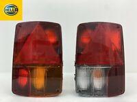 SET HELLA Rückleuchte Heckleuchte universal Anhänger Traktor PKW links + rechts