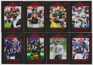"""1999 Playoff Absolute SSD """"Canton Absolutes"""" Short Print Lot U PICK from 11 SP"""