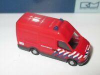 Rietze 16170 Iveco Daily Brandweer (B) 1:160 Neuf / Emballage Origine