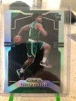2019-20 Carsen Edwards Panini Prizm Silver Refractor Rookie SP Celtics #276