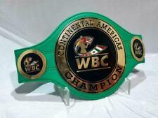 New WBC Championship Belt Adult Size Replica Adult Size