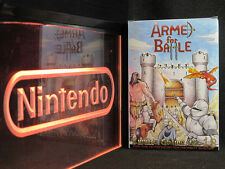 Nintendo NES Armed for Battle Limited Edition 18/40 CIB Complete Extra Homebrew