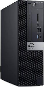 Dell Optiplex 7060 i5-8500T 8GB 256GB SSD Windows Small Form Factor Desktop PC