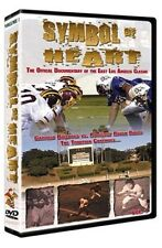 Symbol of Heart (DVD, 2003) Garfield Bulldogs vs. Roosevelt Rough Riders New