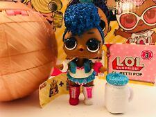 LoL Surprise Confetti Pop L.O.L DOLLS WAVE BAMBOLA INDIPENDENTE QUEEN (PUNK BOI)