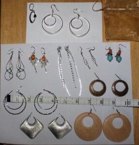 Lot     Assorted     Earrings