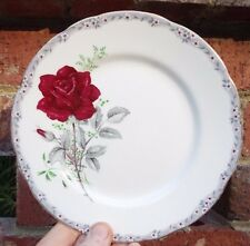Royal Stafford Roses To Remember Bone China Saucer Plate 5 5/8""