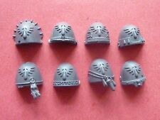 New Space Marine BLOOD ANGELS 8 X CHAPTER PADS - Bits 40K