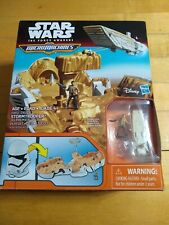 2 Hasbro Micro Machines Playset Star Wars First Order Stormtrooper / New