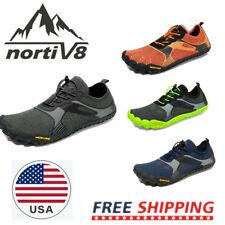 NORTIV8 Mens Water Shoes Quick Dry Barefoot Swim Diving Surf Aqua Sport Beach