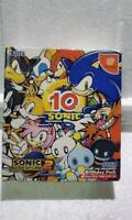 Sega Dreamcast DC Sonic Adventure 2 Birthday Pack Japan Import Game NEW